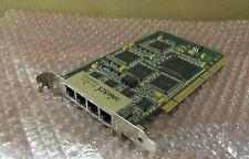 Fujitsu de cuatro puertos primepower Fast Ethernet Tarjeta-ca0595-0677