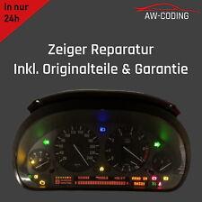 BMW 5er 7er x5 e38 e39 e53 Zeiger Ausfall Reparatur Tacho Kombiinstrument defekt
