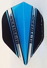Ruthless V Pro Light Blue Standard Dart Flights
