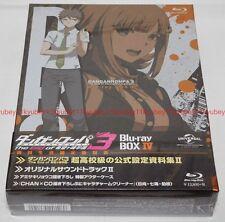 Danganronpa 3 The End of Hope's Peak High School Blu-ray Box 4 Limited Edition