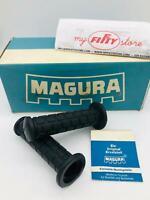 Coppia manopole 22/24 mm comando gas Magura MOTO GUZZI V65 1982 1994 replica