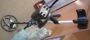 Fisher CZ-21 Underwater Deep Scuba or Surf Metal Detector Fresh Or Salt Water!