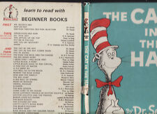 DR SEUSS - SCARCE 10 DIFFERENT VINTAGE ' FIRST BRITISH EDITION ' TITLES c