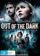 Out Of The Dark DVD BRAND NEW RELEASE HORROR THRILLER Julia Stiles R4