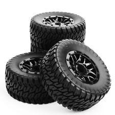 4X 1:10 RC Short Course Truck 17mm Hex Tires Wheel Rim For TRAXXAS SLASH HSP /3K