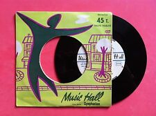 Vinyle, MUSIC HALL, 45 Tours VINTAGE, COMPIL N°1 .... MAGASINE..