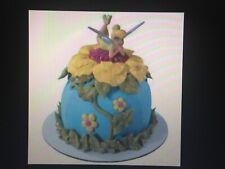 DISNEY TINKERBELL SIGNATURE PETITE CAKE TOPPER (DECOPAC) NEW VHTF
