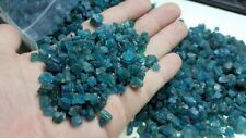 Fine Gems Rough - 3Kgs Blue Rough Apatite Lot From Africa