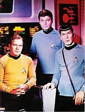 "Star Trek TOS Fanzine ""1975 International Star Trek Convention"" program book"