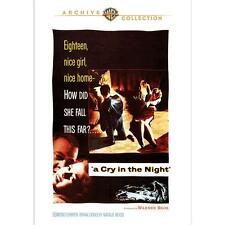 A CRY IN THE NIGHT DVD Edmond O'Brien, Brian Donlevy, Natalie Wood, Raymond Burr