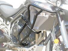 Heed Crash Bars for Triumph Tiger 800 / XC / XR 2015 - 2018 - Black