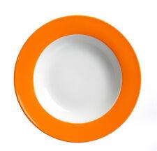 Ritzenhoff & Breker Flirt Doppio Suppenteller orange 22cm Neu