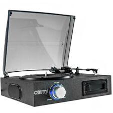 Camry Cr1154 Giradischi Vinile con Lettore di Cassette Giradischi in (b4x)