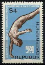 Austria 1974 SG#1714 Swimming Diving MNH #D63988