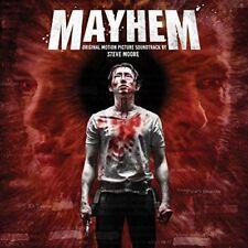 Steve Moore Mayhem - O.S.T. vinyl LP NEW sealed