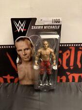 WWE Mattel Shawn Michaels Series 100 Basic Wrestling Figure Flashback WWF DX HBK