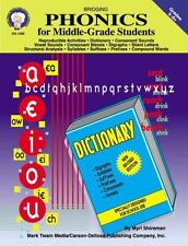 Bridging Phonics for Middle-Grade Students, Grades 5 - 8 by Myrl Shireman (2008…