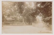 London postcard - Old Toll Gate, Dulwich - RP - P/U 1906