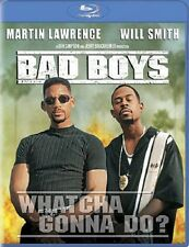 BAD BOYS NEW BLU RAY DISC MOVIE FILM COPS WILL SMITH MARTIN LAWRENCE MICHAEL BAY