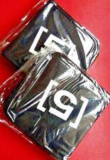 2 Storage Wallet Organizer Bag & Holder CD DVD Blu Ray Case Box Album home car