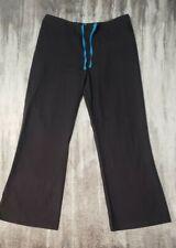 Option Scrubs Pants Xl Black Vguc Rear Pocket