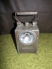 """Wonder type """"AGRAL"""" Minière Lampe/Lampe de nuit vintage ancien!!!"""