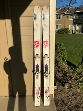 Rossignol RC112 198 cm With Marker Jester Bindings