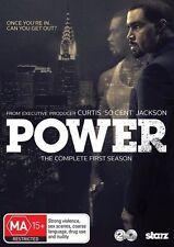 Power : Season 1 (DVD, 2016, 2-Disc Set) New, Genuine & unSealed  - R4 D178