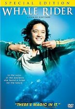 Whale Rider (DVD, 2003, Special Edition)