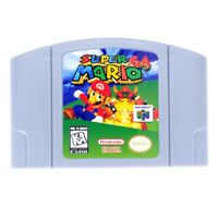 Super Mario 64 N64 Game for Nintendo 64 Xmas Gift