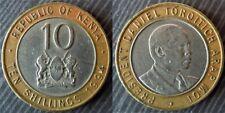 KENYA # 10 shillings 1994