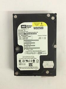 """Western Digital WD Caviar SE WD2500JD-22HBB0 250GB 3,5"""" SATA Festplatte"""