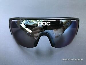 Authentic POC Cycling Goggles DO Half Blade Carl Zeiss Lenses - Made in Italy