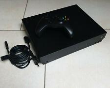 Microsoft Xbox One X 1TB Schwarz 4K HDR Spielkonsole