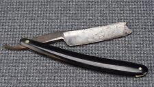 (B9) Wade & Butcher Sheffield Straight Razor Plastic Scales
