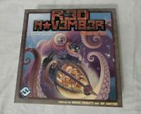 FFG Board Game Red November (Revised Edition) COMPLETE SET With Box