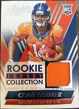 2014 Absolute Rookie Jersey Collection #RJCL Cody Latimer Rookie Denver Broncos