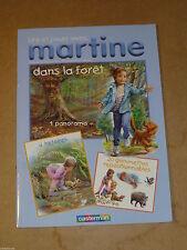 Marlier - Lire et jouer avec Martine dans la forêt - Album jeux - Casterman