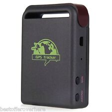 TK102B Car Vehicle GPS GSM GPRS network Tracker Locator SOS Over-speed Alarm