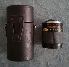 Yashica DSB 135mm 1:2.8 Lens with Cover and Case