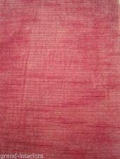 Tende rosa tinta unita in poliestere per la casa