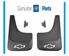 Chevrolet Avalanche Tahoe Express Front or Rear Countored MUD FLAPS 2007-2019