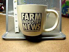 FARM INDUSTRY NEWS coffee mug agriculture cup farming Machinery Show 2007