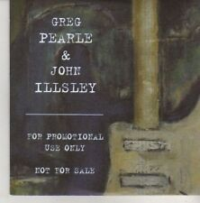 (CV194) Greg Pearle & John Illsley, Secret Garden - 2008 DJ CD
