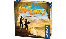 Lost Cities 2 Player Card Game Thames & Kosmos Reiner Knizia TAK 691820
