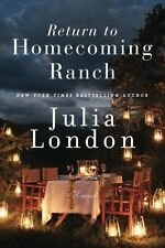 Return to Homecoming Ranch (Pine River) by Julia London