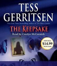 Rizzoli and Isles: The Keepsake Bk. 7 by Tess Gerritsen (2010, CD, Abridged)