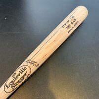 Troy Glaus Rookie Era Game Used Louisville Slugger Bat Anaheim Angels