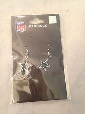 Dallas Cowboys NEW Dangling Earrings . NFL Football Girl Women Fashion Gift Fan