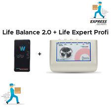 LIFE BALANCE 2.0 + LIFE PROFI -DISPOSITIVI DI BIORISONANZA DIAGNOSTICA E TERAPIA